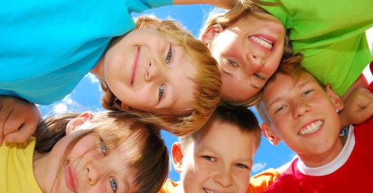 Старт групп «Английский язык» для деток