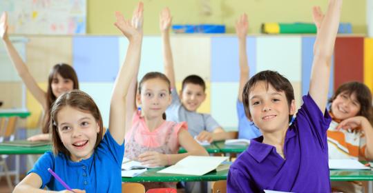 Открыта запись на летний курс Подготовки к школе