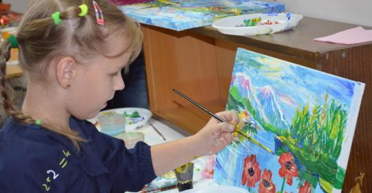 Курсы Рисования для детей