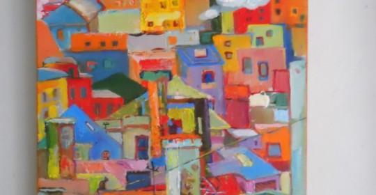12 сентября мастер-класс по живописи